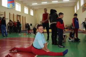 Победы и рекорды сельских атлетов