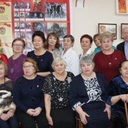 Комсомольцы Пласта встретились со своей юностью