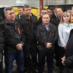 Президент Путин едет на Южный Урал