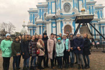 Школьники из Пласта стали участниками национальной программы «Град Петров»