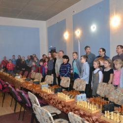 54 спортсмена боролись за шахматный кубок «Феникса» в Пласте