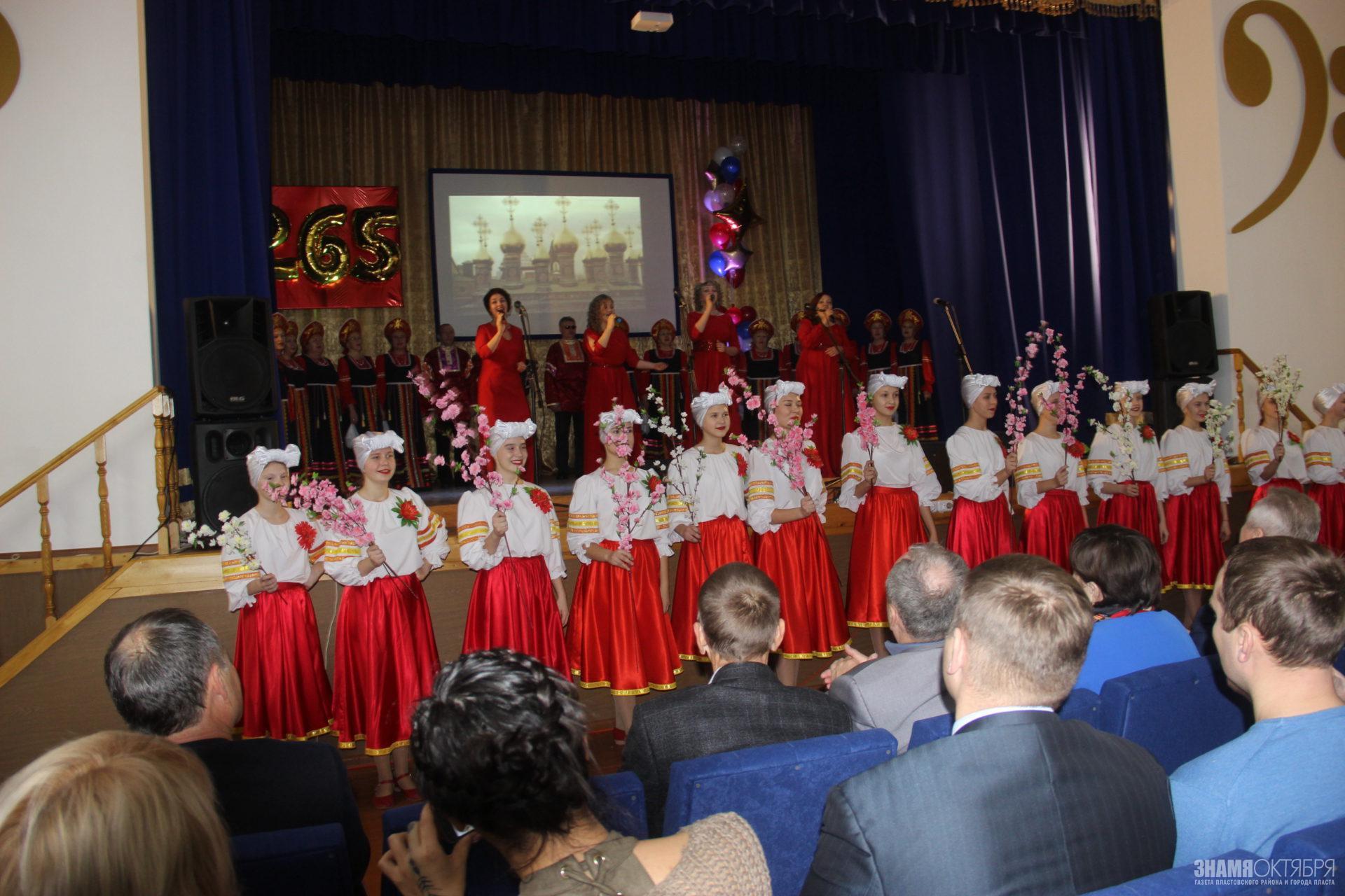 Дом культуры в подарок к юбилею Демарино