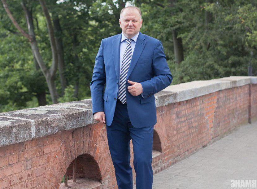 Николай Цуканов поздравил южноуральцев с Новым годом