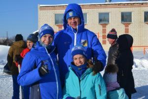 Самая спортивная семья «Уральской метелицы 2019»