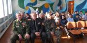 Встреча с участниками боевых действий «Афганистан-боль моей души».