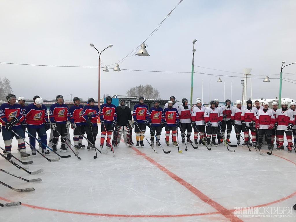 """Десятый юбилейный турнир по хоккею с шайбой за кубок """"Феникса"""""""
