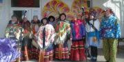 Масленичная неделя прошла в с. Демарино Пластовского района