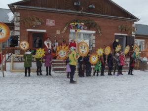 Мероприятия в праздничные дни с. Верхняя Санарка
