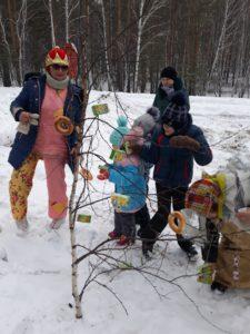 Праздник весны для особенных детей.