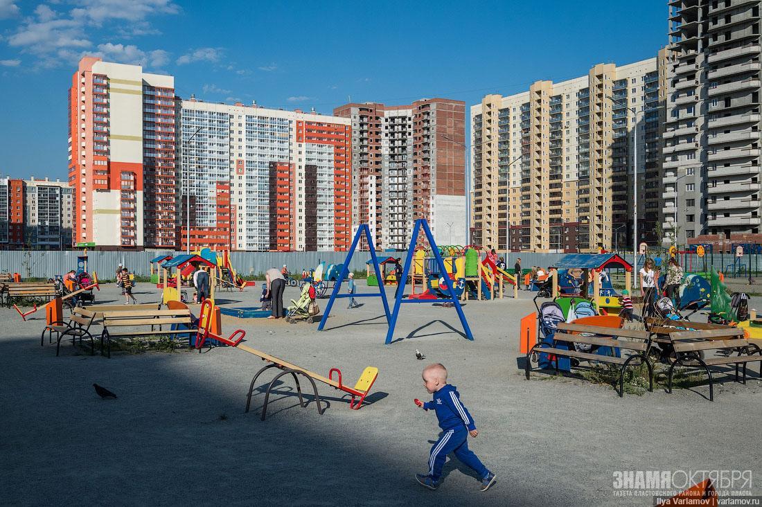 Восемь проектов от Южного Урала примут участие во всероссийском конкурсе благоустройства.