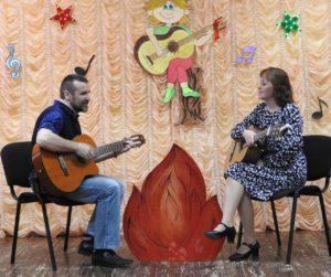 Пласт – Уйское: творческая встреча клубов «Гитара и песня»
