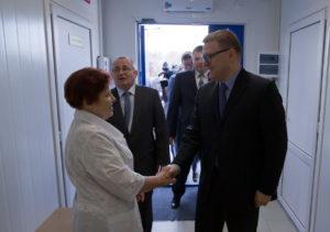 Алексей Текслер объявил об открытии в течение трех лет около 100 ФАПов в Челябинской области