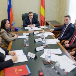 Алексей Текслер провел личный прием граждан в приемной Президента РФ