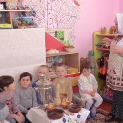 Фольклорный час «В гостях у бабушки Настасьи»