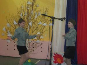 Cмотр-конкурс художественной самодеятельности «Поет село родное».