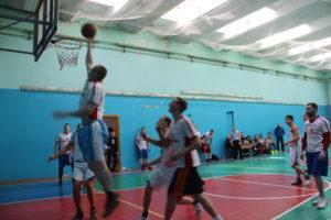 Супер баскетбол!