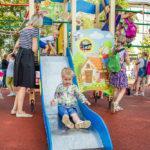 Активисты партпроекта «Единой России» «Народный контроль» проведут проверку состояния детских площадок