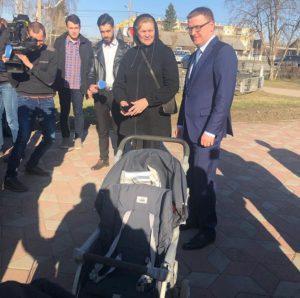 Рабочий визит Алексея Текслера в Пласт.