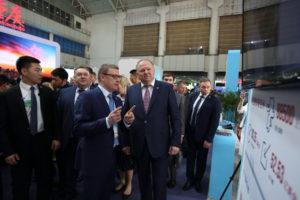 Алексей Текслер назвал основные направления сотрудничества с Китаем