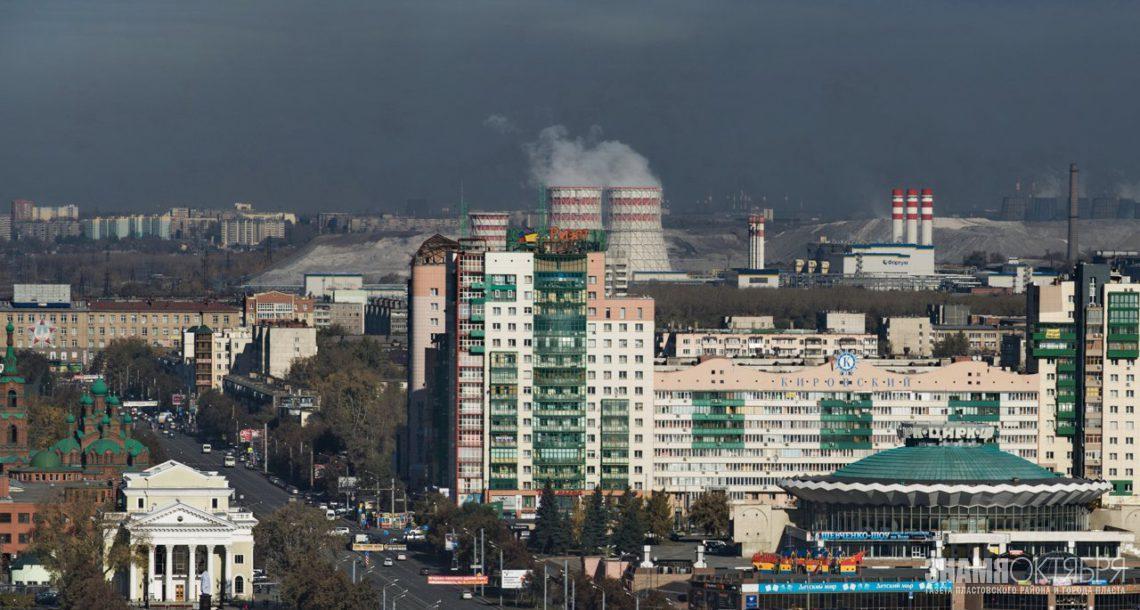 Алексей Текслер и Пекка Лундмарк обсудили возможности улучшения экологической обстановки в Челябинске