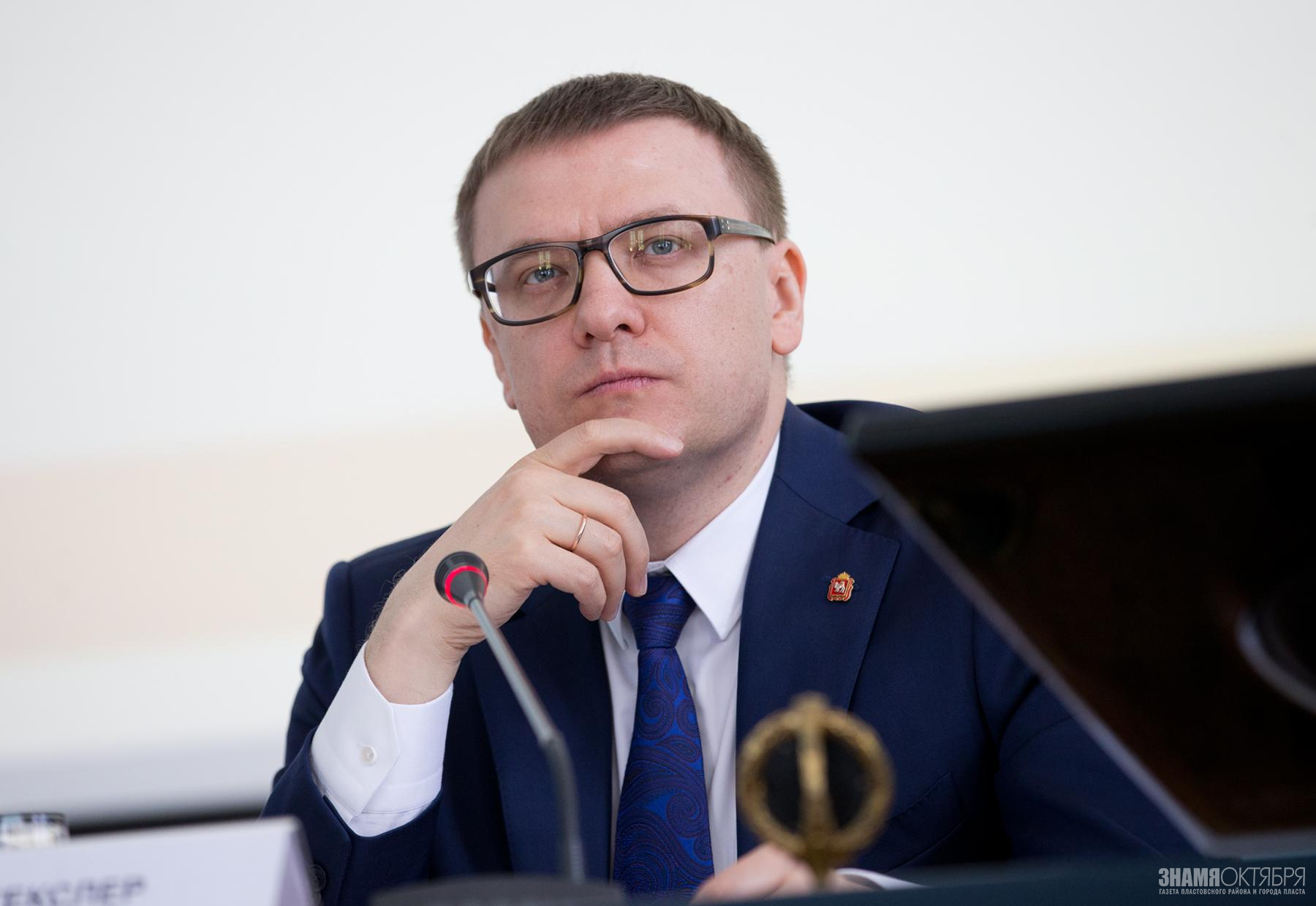 Алексей Текслер поручил заключать долгосрочные контракты на дорожные работы в регионе