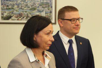 В Челябинске приняли отставку мэра.