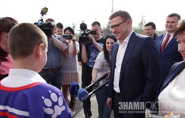 Алексей Текслер продолжает рабочие визиты в муниципалитеты Челябинской области