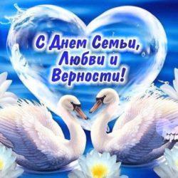 Поздравление главы региона Алексея Текслера с Днем семьи, любви и верности!