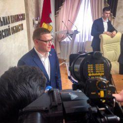 Текслер начал борьбу за пост губернатора Челябинской области