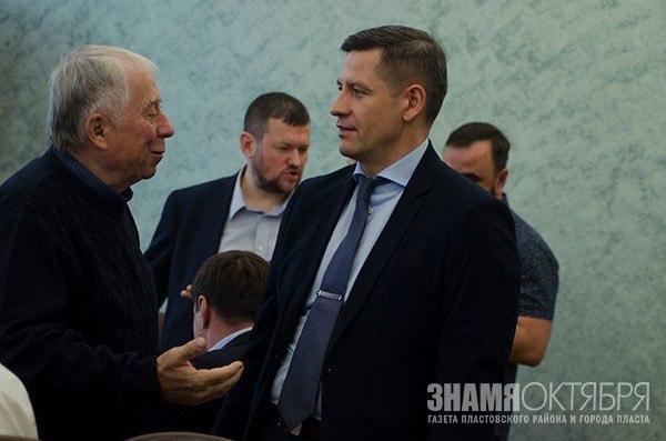 Егор Ковальчук о перспективном развитии промышленности на Южном Урале