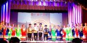 Степнинские казаки на фестивале «Родники золотой долины»