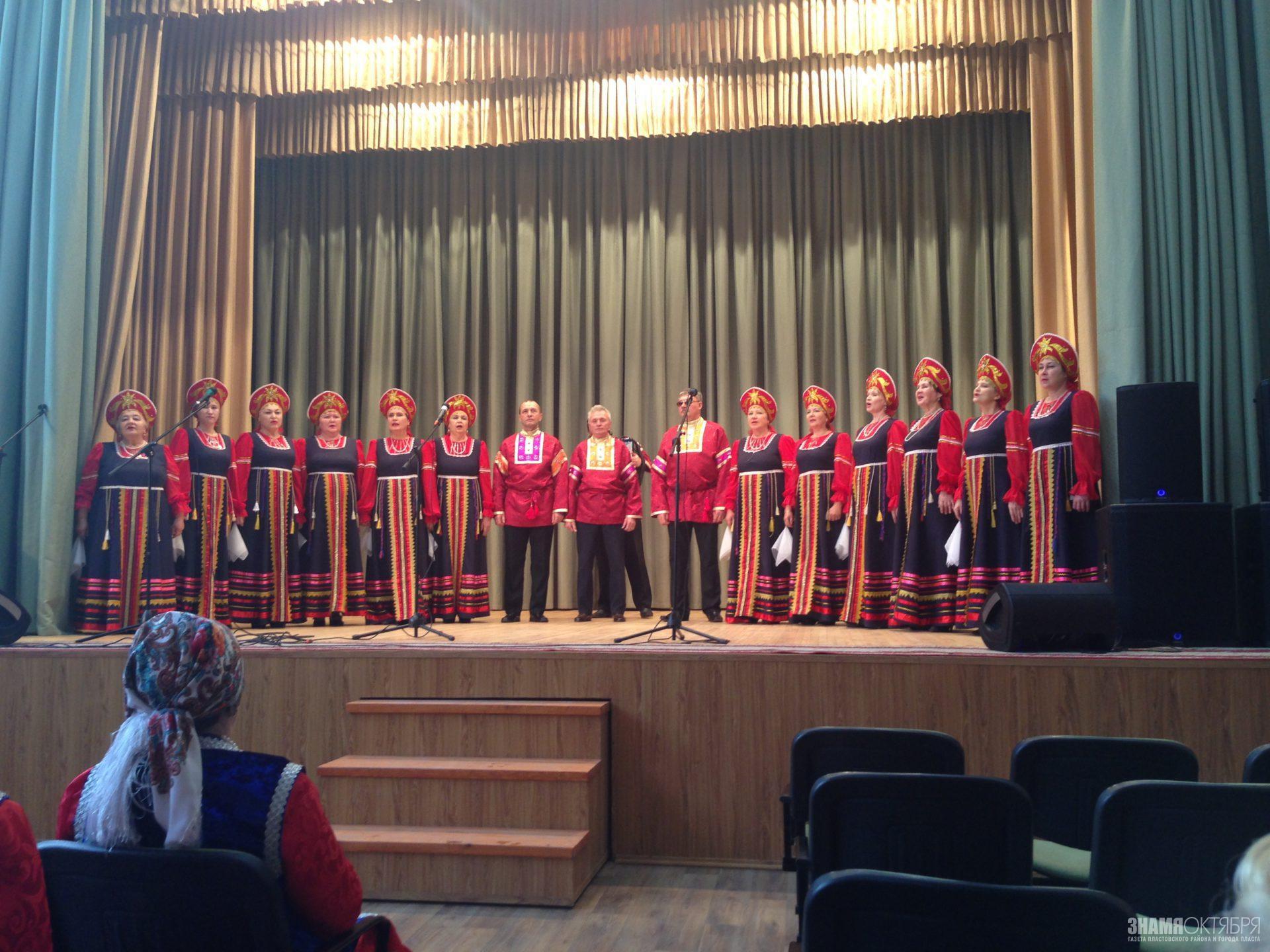 Демаринский хор русской песни стал участником двух фестивалей.