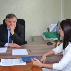 Пресс - конференция с главой Пластовского района