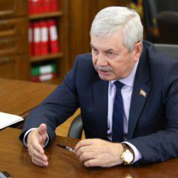 Владимир Мякуш: Президент предложил новаторские изменения