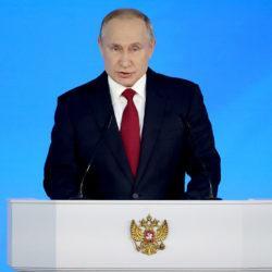 Путин предложил ввести ежемесячные выплаты на детей от трех до семи лет