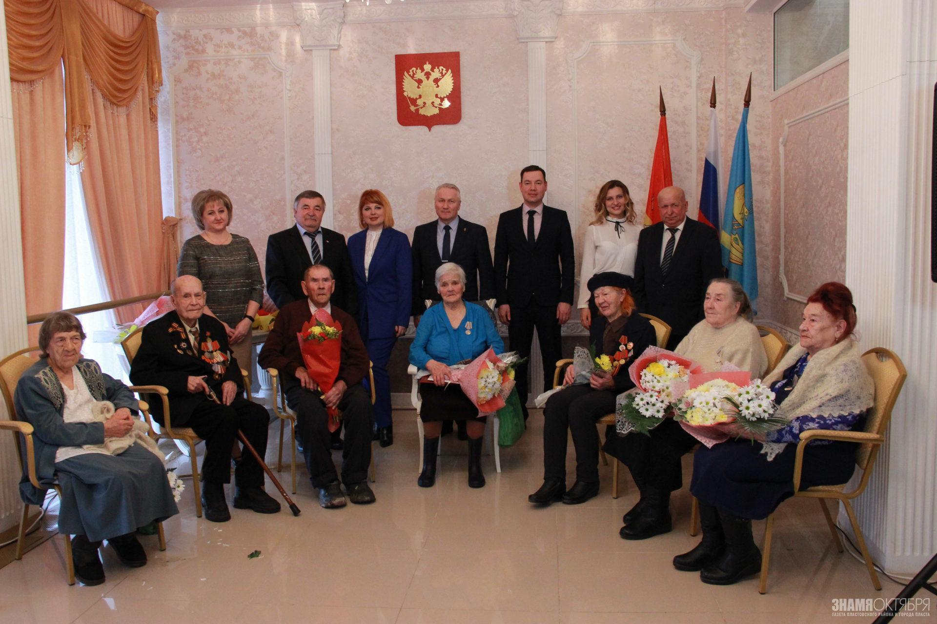 Ветерану двух войн двадцатого века Демьяну Алексеевичу Голоте– столетие!