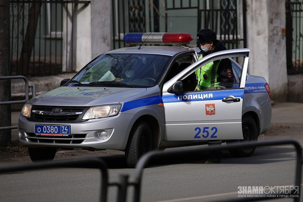 Инспекторы ДПС на страже здоровья граждан