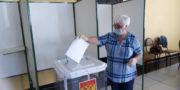 Явка на участках в Челябинской области на 12.00 составила около 54 %.