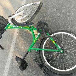 В Пласте сбили велосипедиста