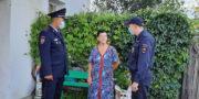 Полицейские в Пластовском районе разыскали заблудившуюся в лесу 81-летнюю женщину