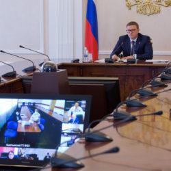 Алексей Текслер провел прием граждан