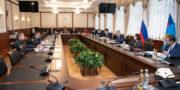 Перспективы развития дорожной инфраструктуры региона обсудили министр транспорта РФ Евгений Дитрих и губернатор Алексей Текслер