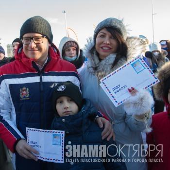 Алексей Текслер принял участие в акции «Снеговики-добряки»
