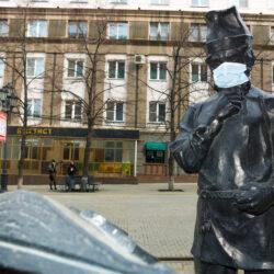 Названы города Челябинской области, где меньше всего болеют ковидом