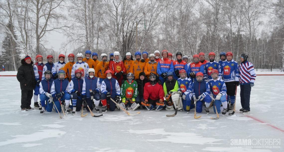 Хоккей с мячом. Областной турнир