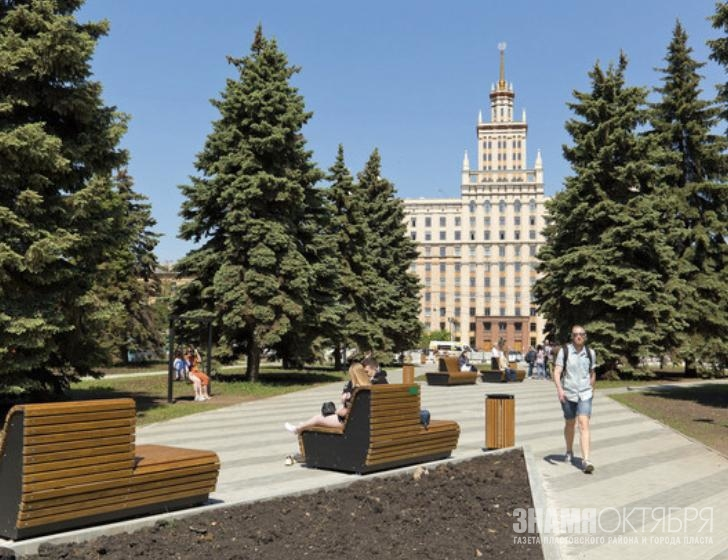 В России запускают единую платформу для голосования за объекты благоустройства