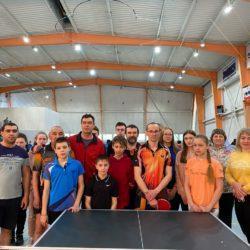 Пластовские теннисисты на Кубке Челябинской области