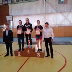 Спартакиада сельских школьников Челябинской области по гиревому спорту