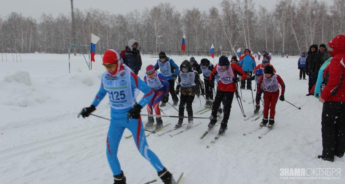 Селяне «подняли» лыжню
