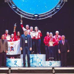 Степнинцы Гордиенко - победители Всероссийских игр